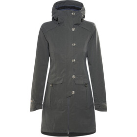 Bergans Bjerke 3in1 Coat Damen outer:solid charcoal/inner:night blue